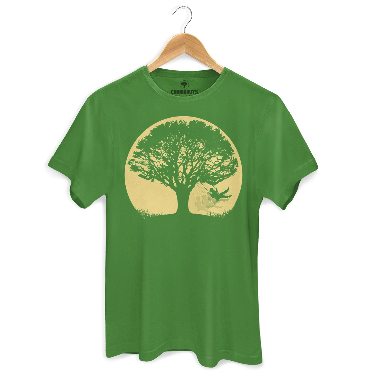 Camiseta Masculina Chimarruts Sinto a Liberdade