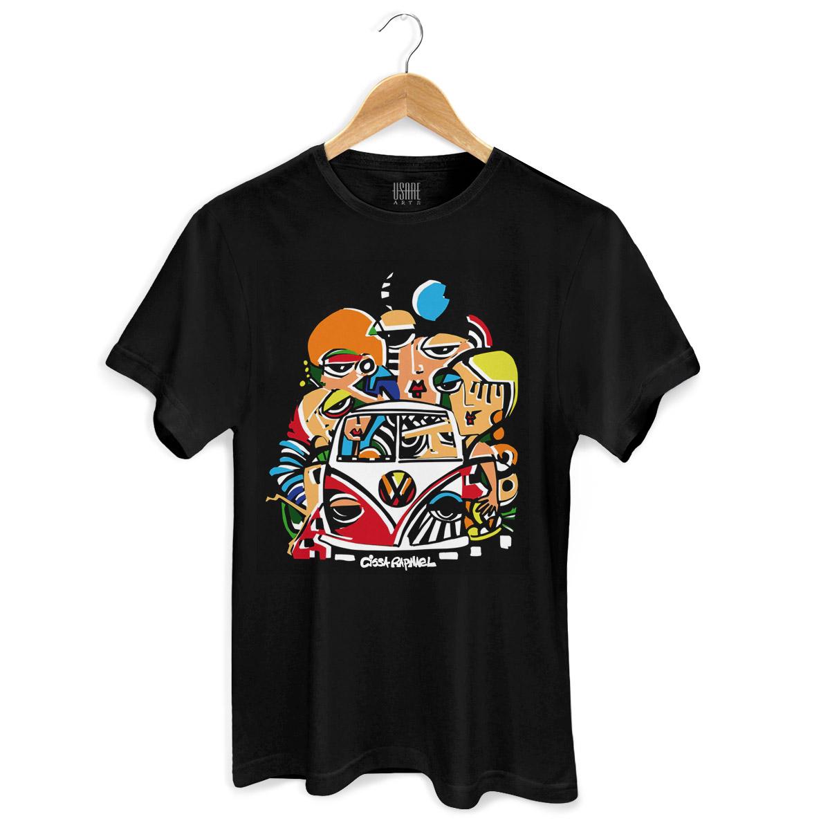 Camiseta Masculina Cissa Raphael Trupe
