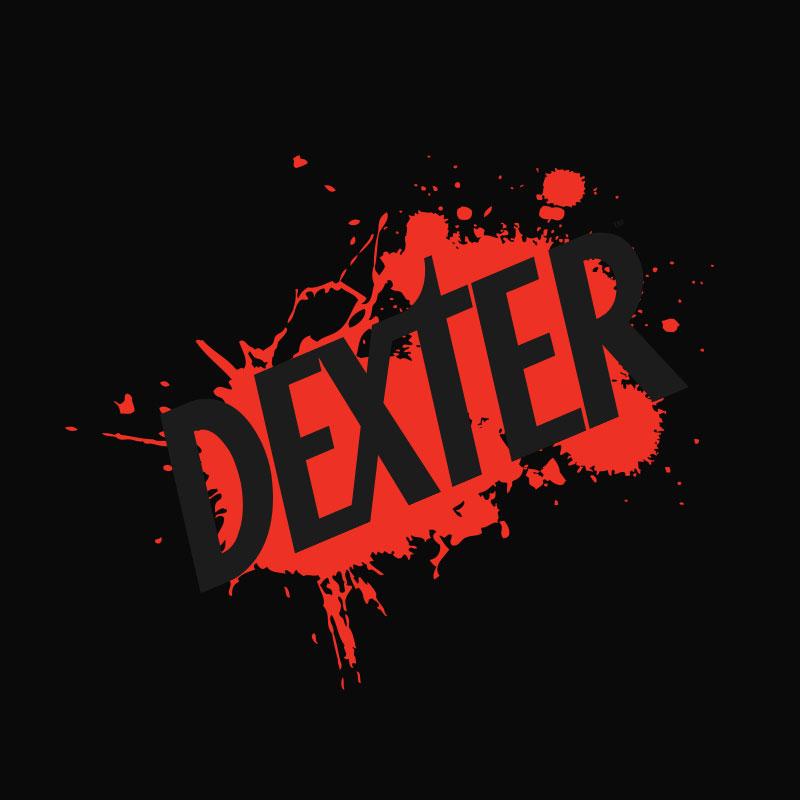 Camiseta Masculina Dexter Logo Classic
