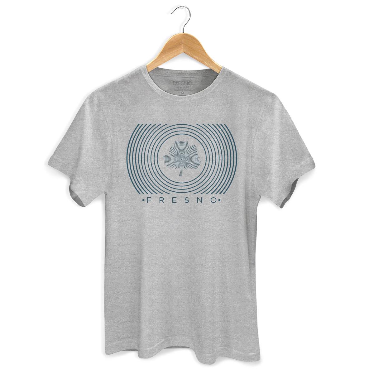 Camiseta Masculina Fresno Círculos