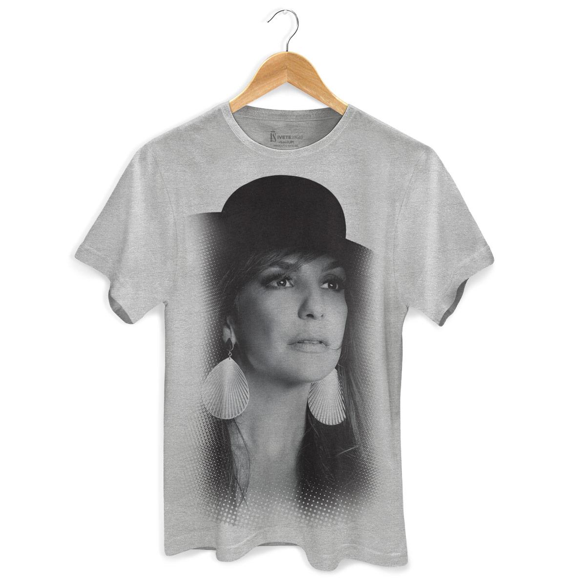 Camiseta Masculina Ivete Sangalo Clássica 2