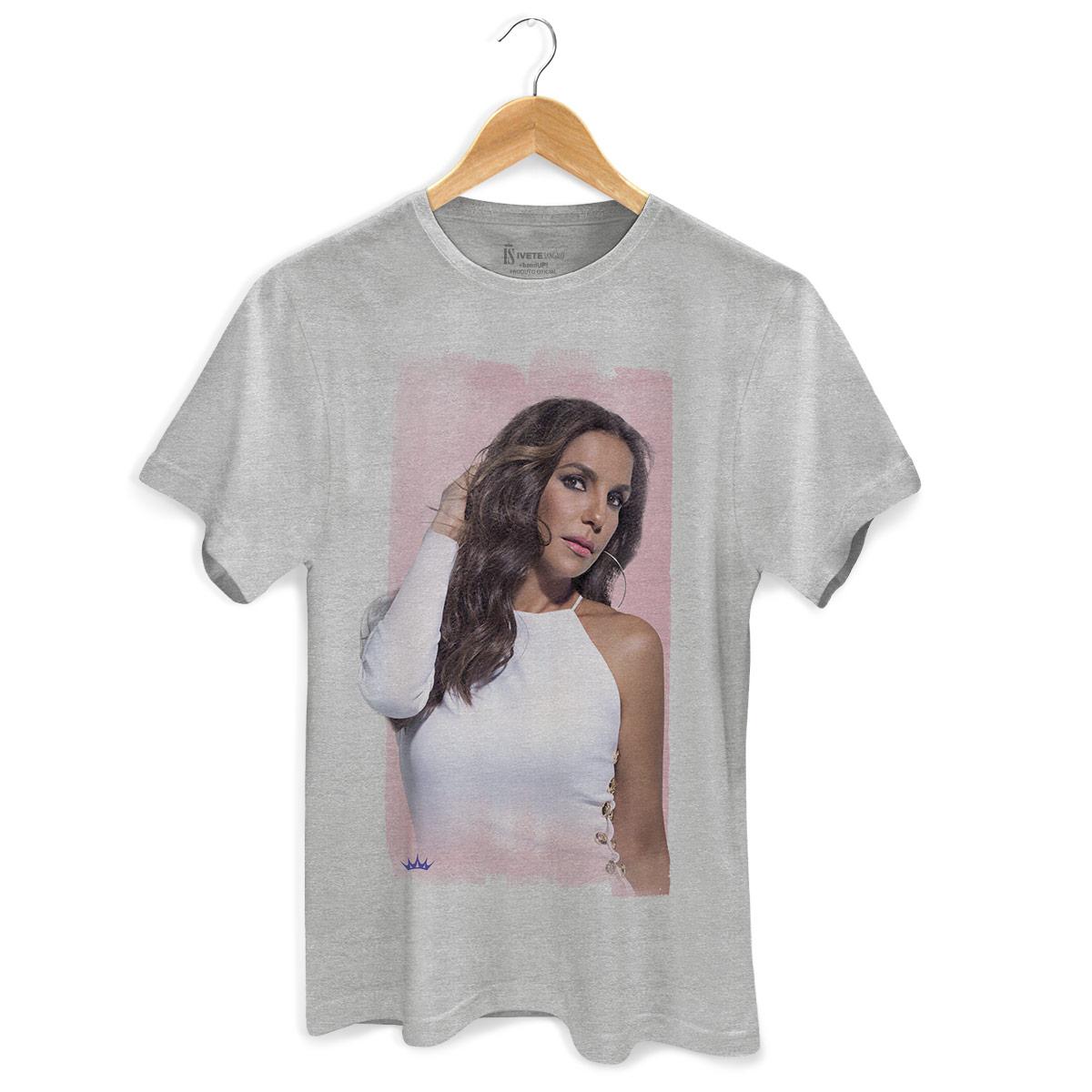 Camiseta Masculina Ivete Sangalo Musa Veveta