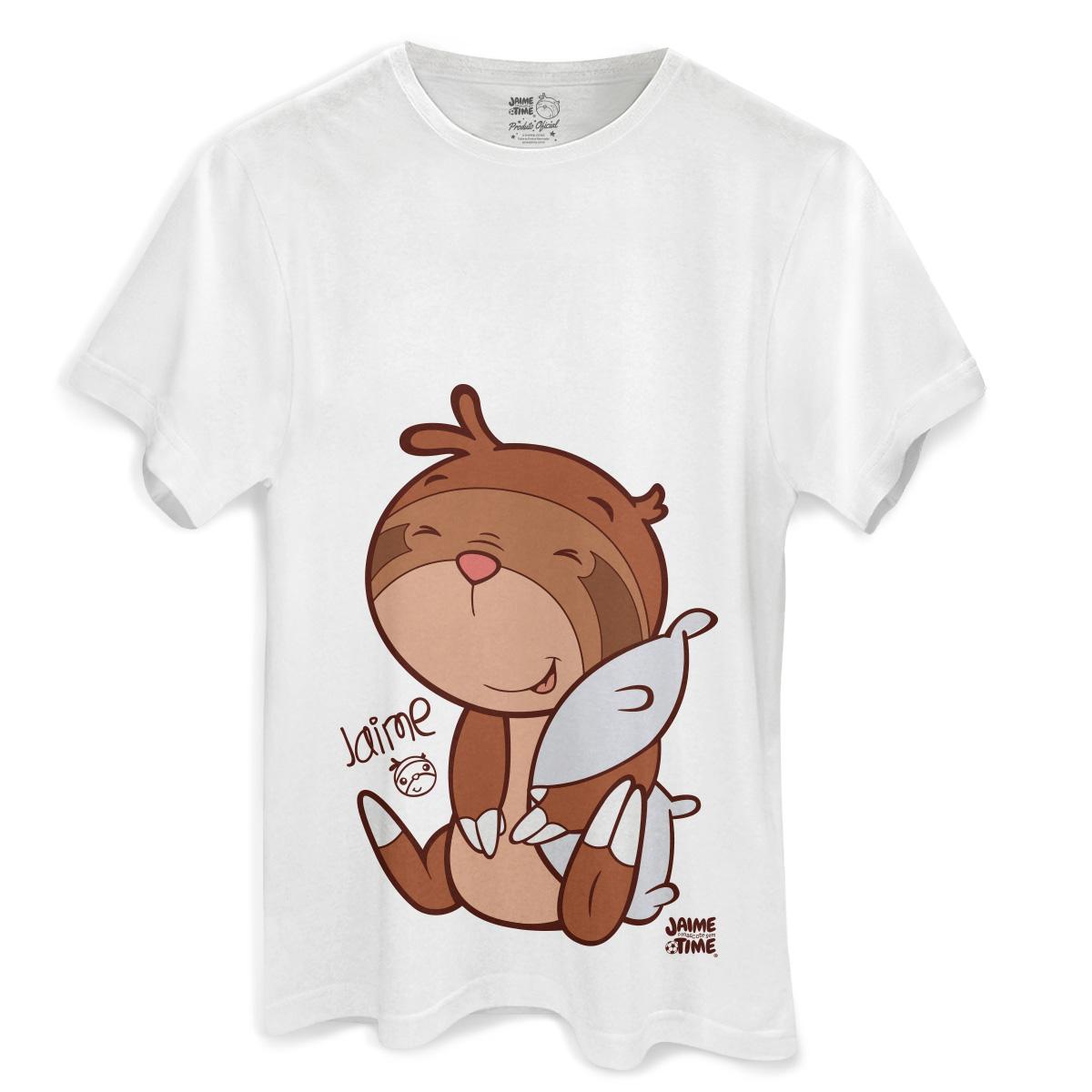 Camiseta Masculina Jaime Travesseiro