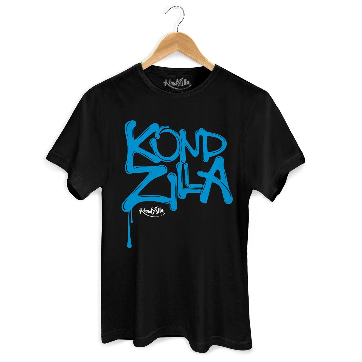 Camiseta Masculina Kondzilla Grafitti Letters