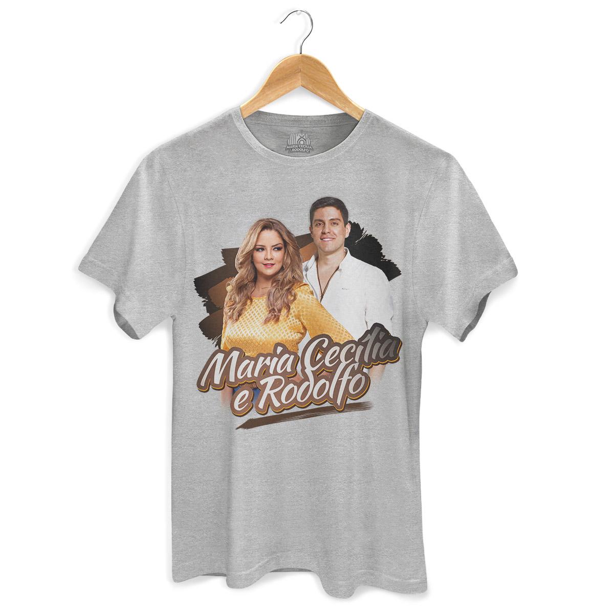 Camiseta Masculina Maria Cecília & Rodolfo Foto