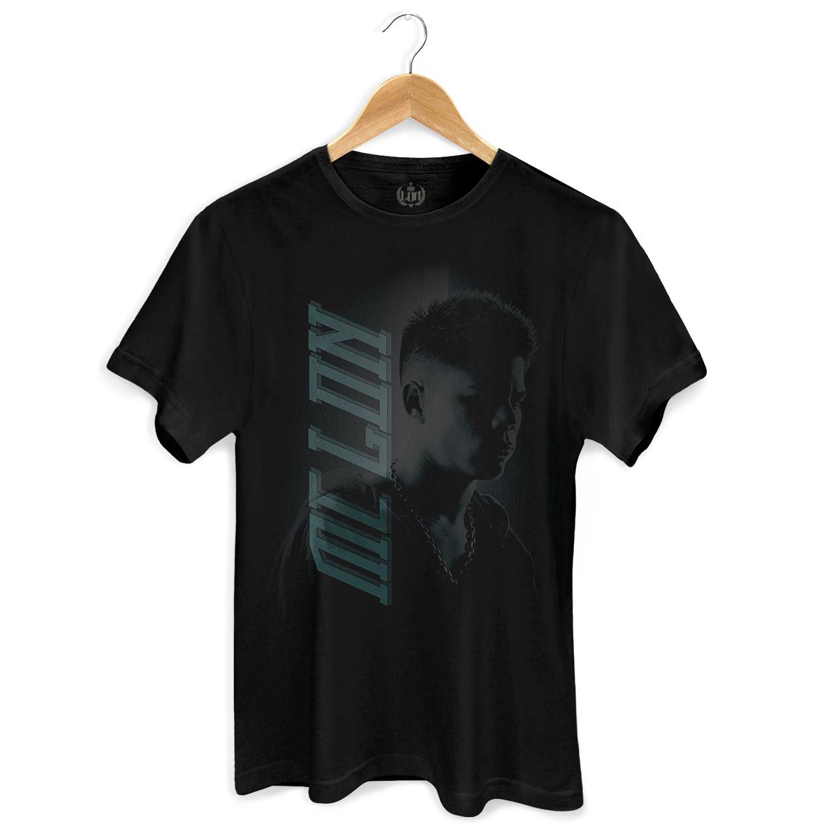 Camiseta Masculina MC Lon Perfil