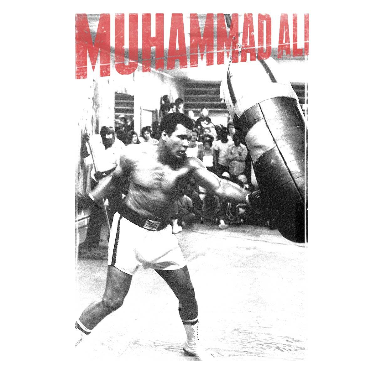 Camiseta Masculina Muhammad Ali