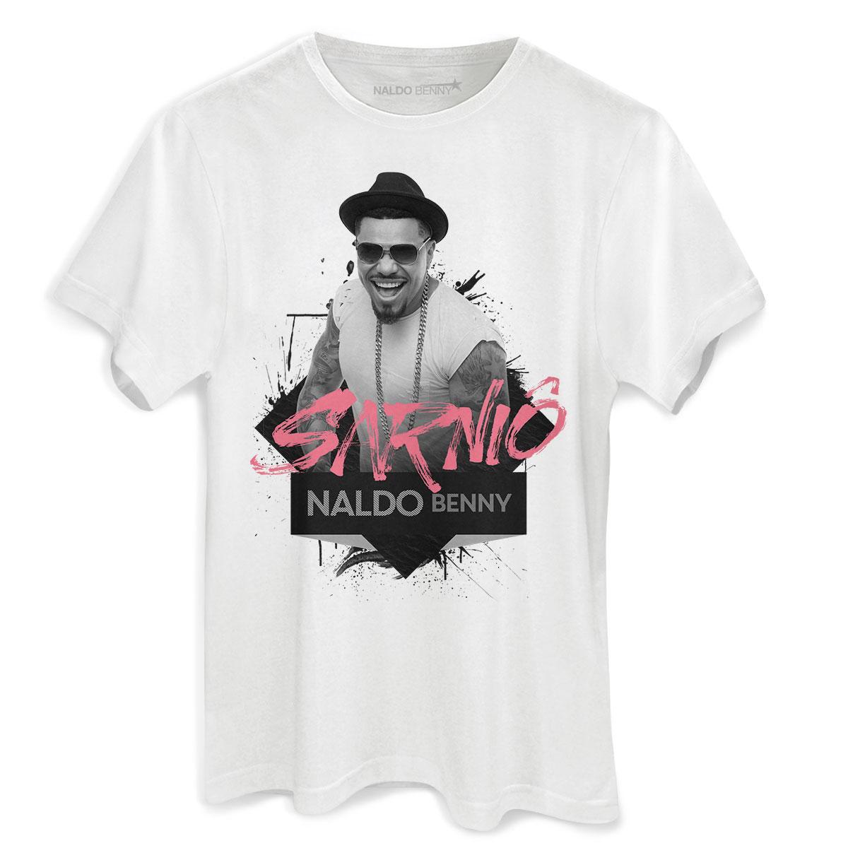 Camiseta Masculina Naldo Benny Sarniô PB