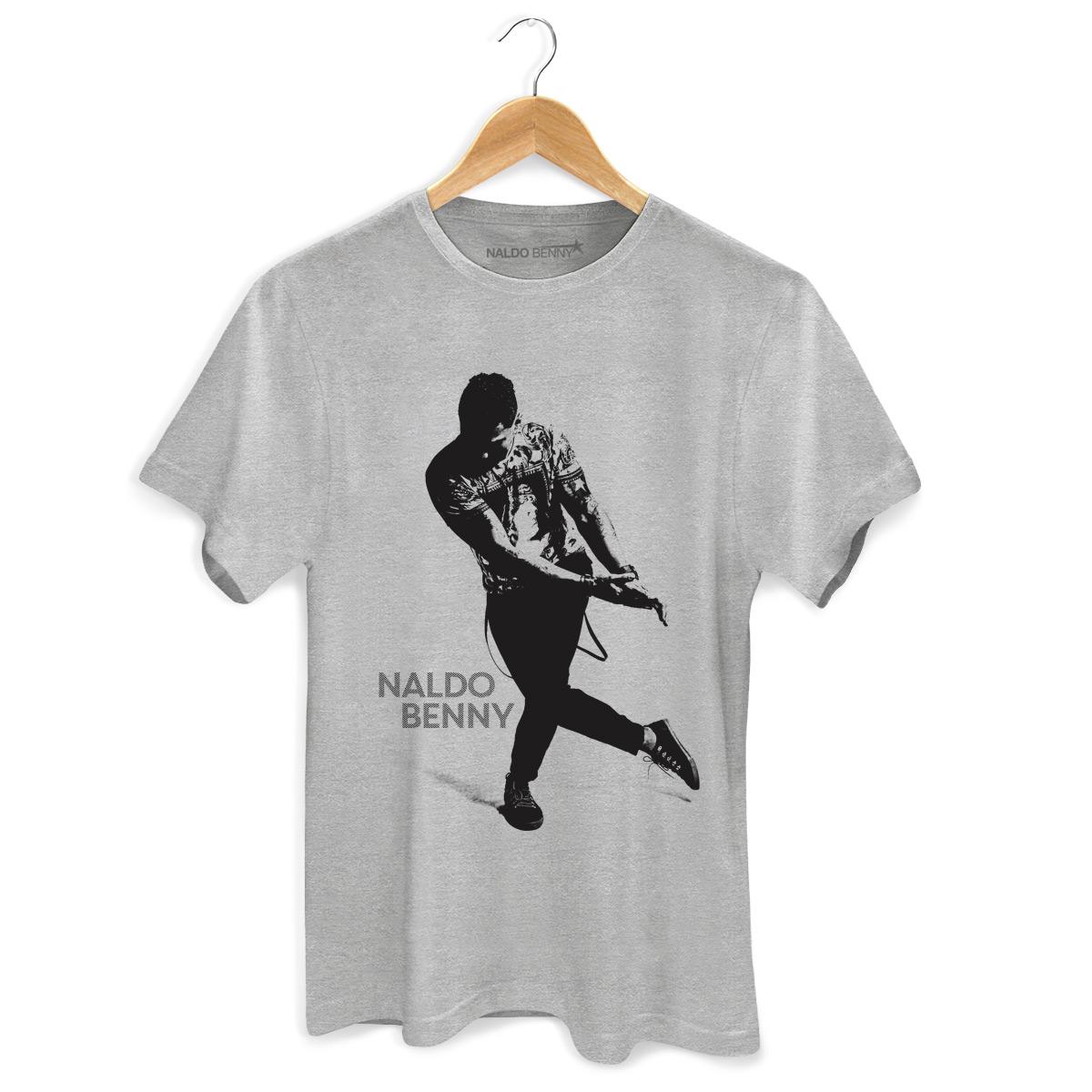 Camiseta Masculina Naldo Benny Se Joga