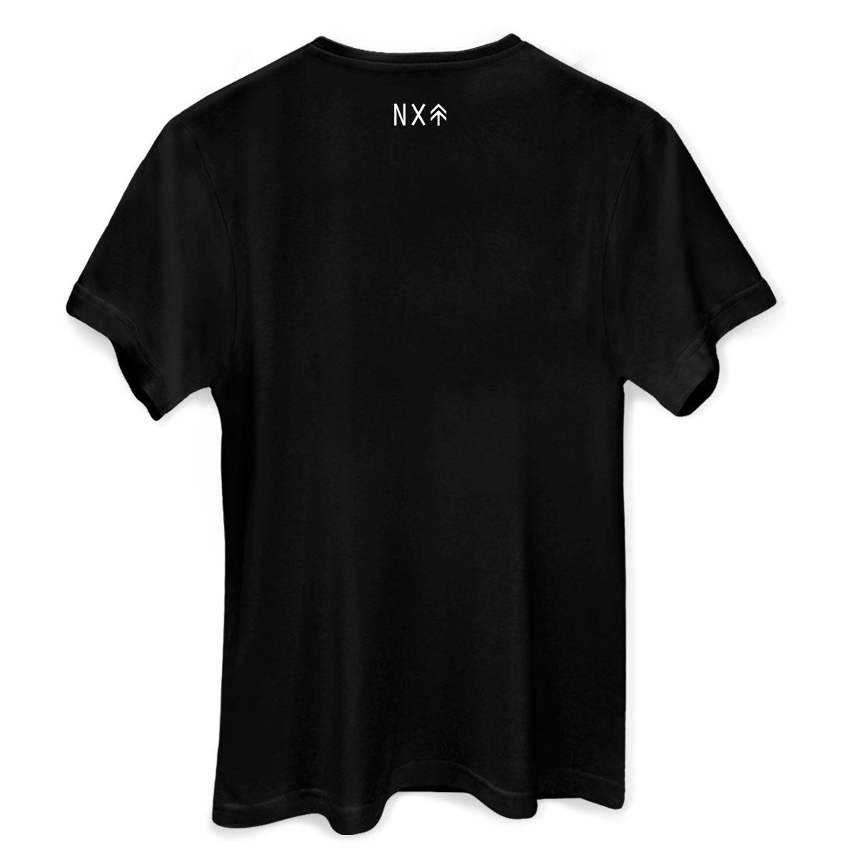 Camiseta Masculina NXZero Pedra Murano