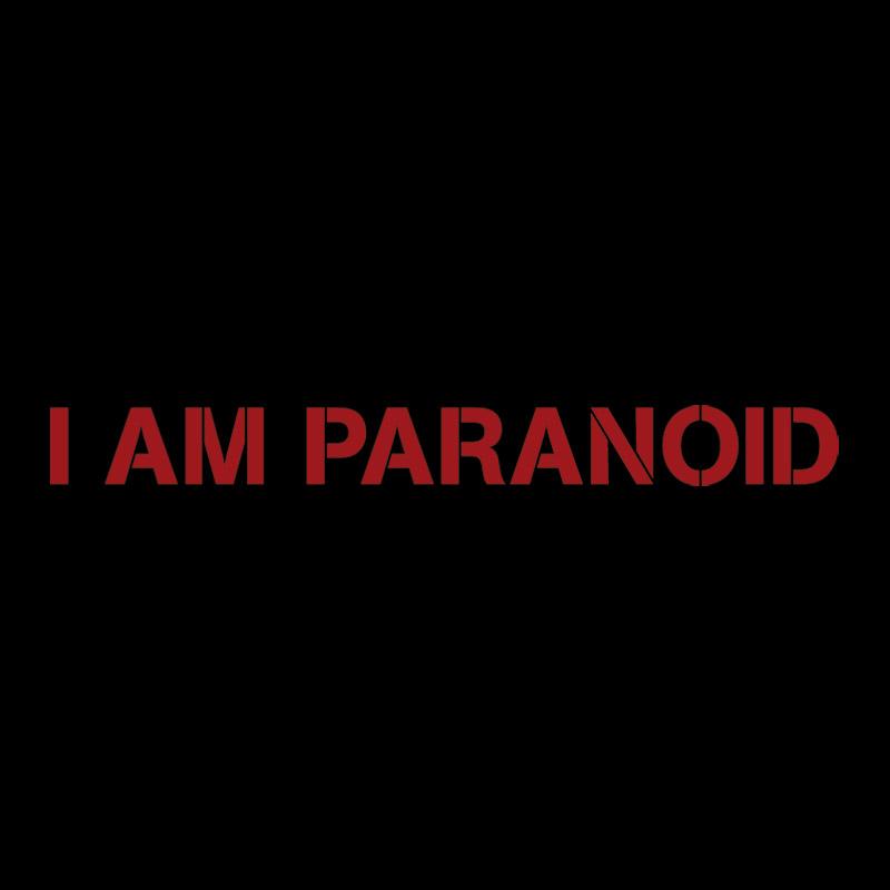 Camiseta Masculina Roger Waters I am Paranoid