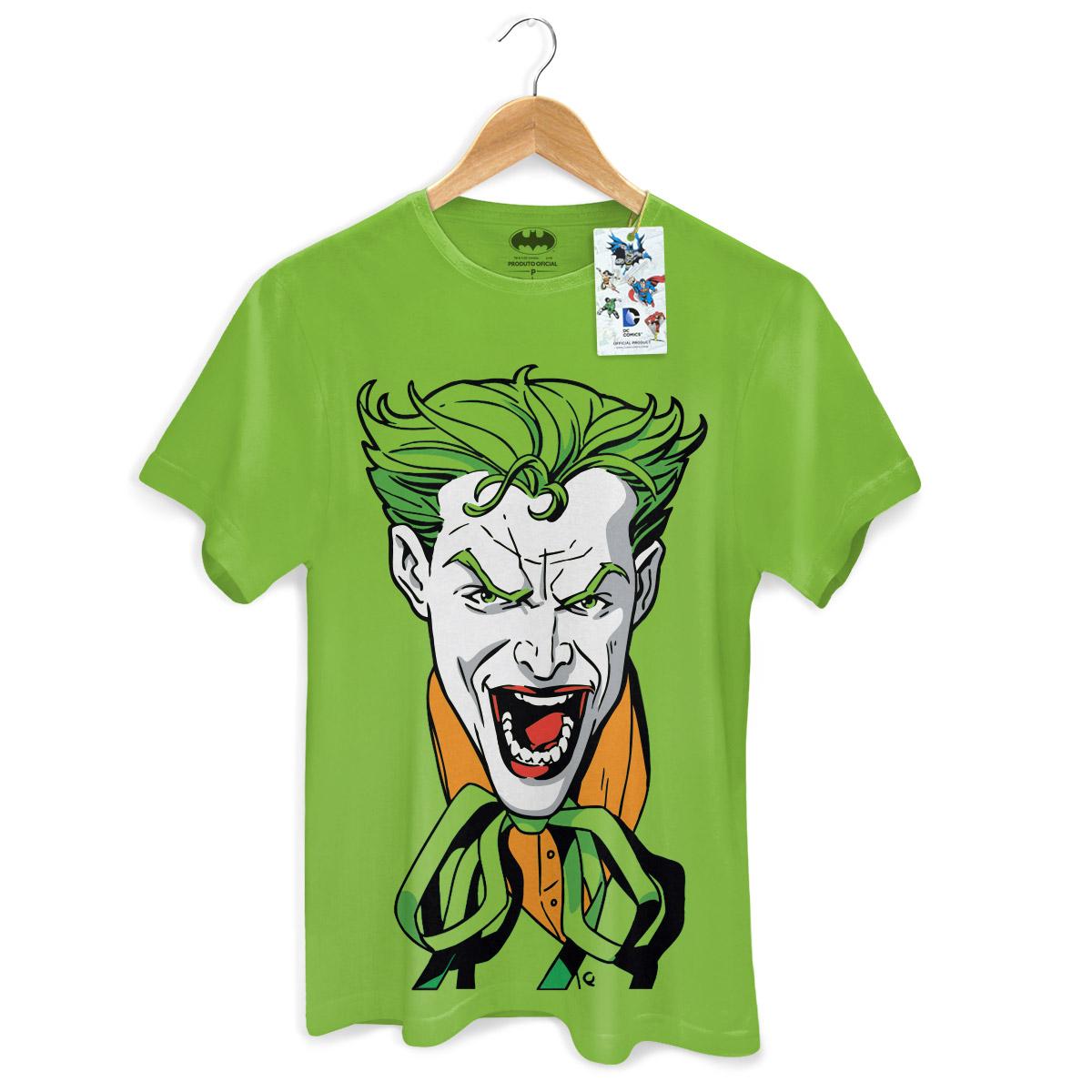 Camiseta Masculina The Joker