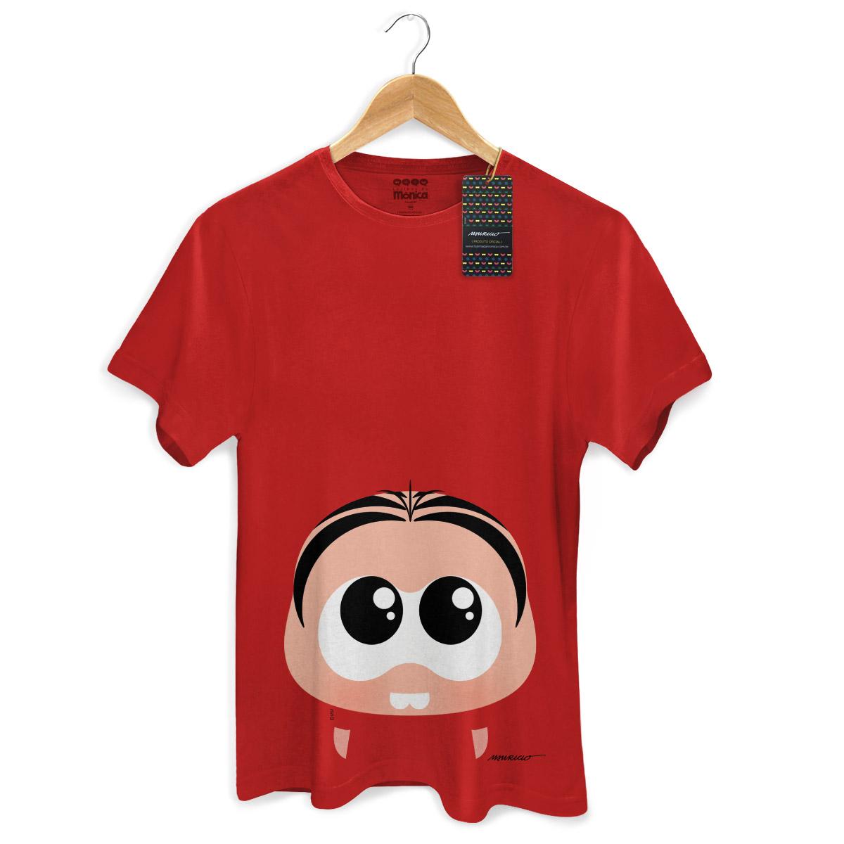 Camiseta Masculina Turma da Mônica Toy Big Mônica