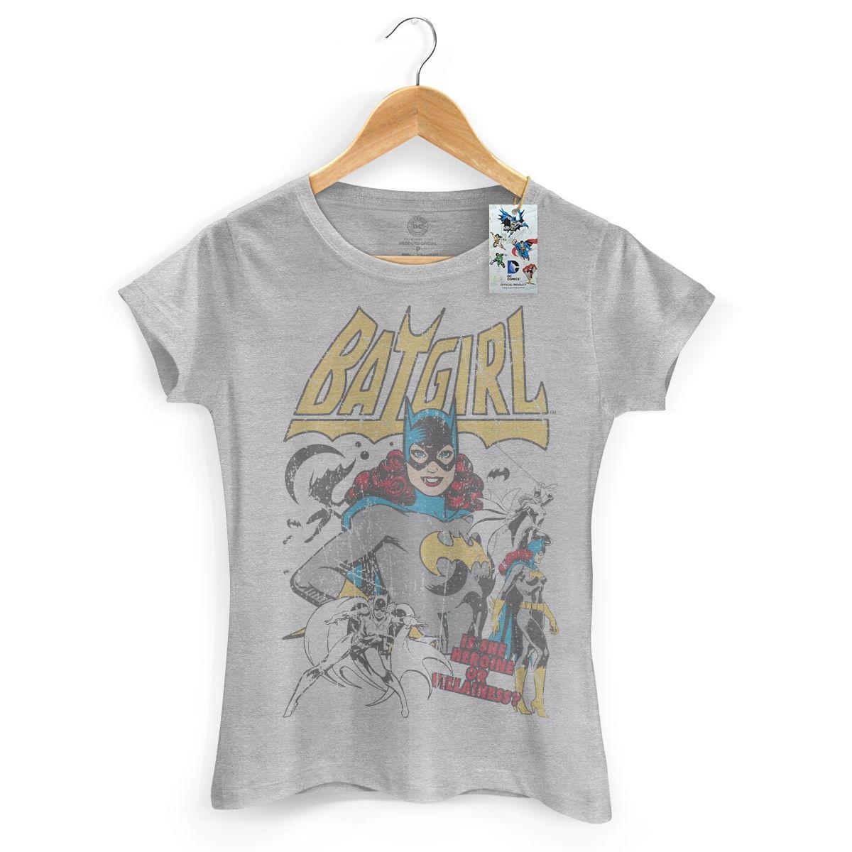 Camiseta Power Girls Batgirl