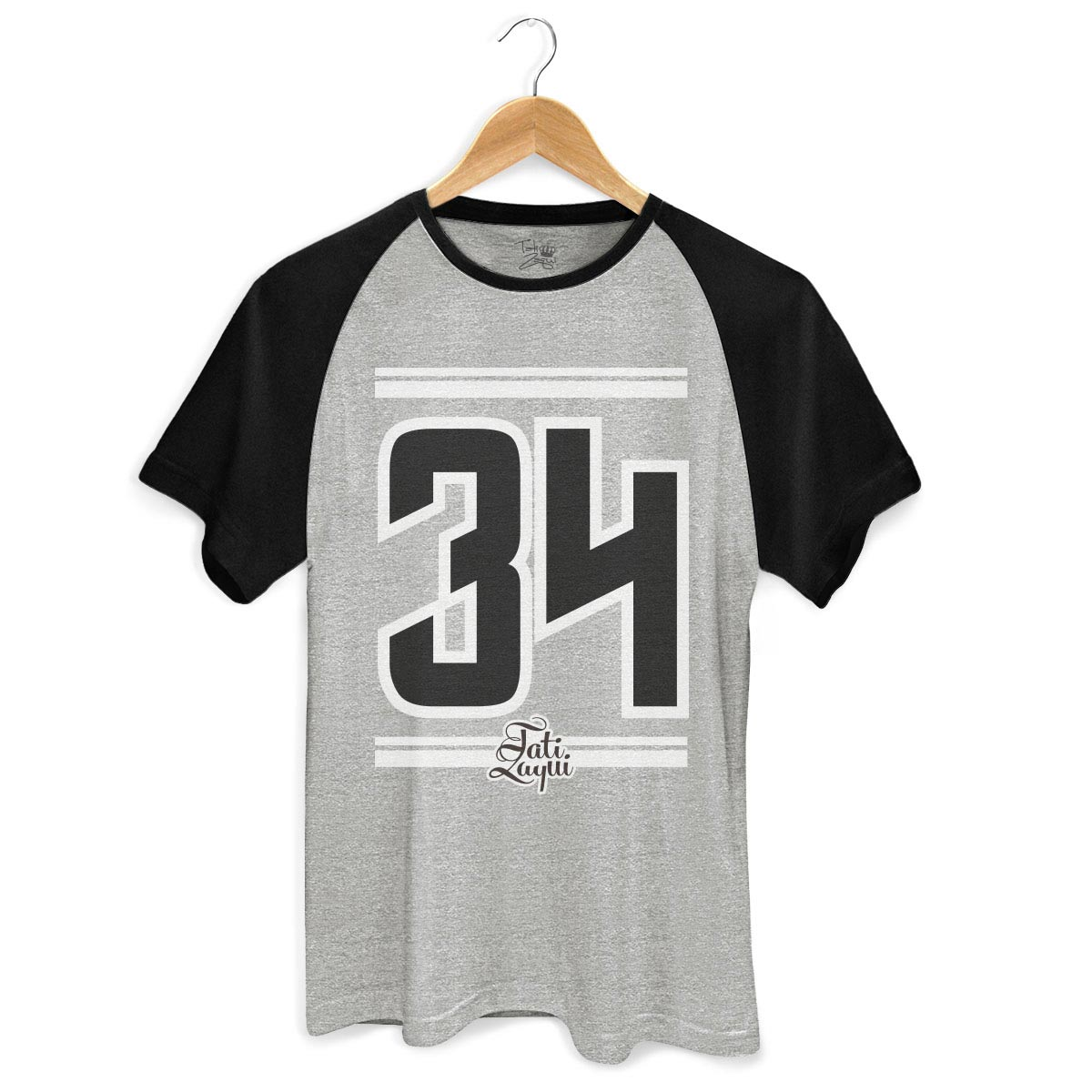 Camiseta Raglan Masculina MC Tati Zaqui 34