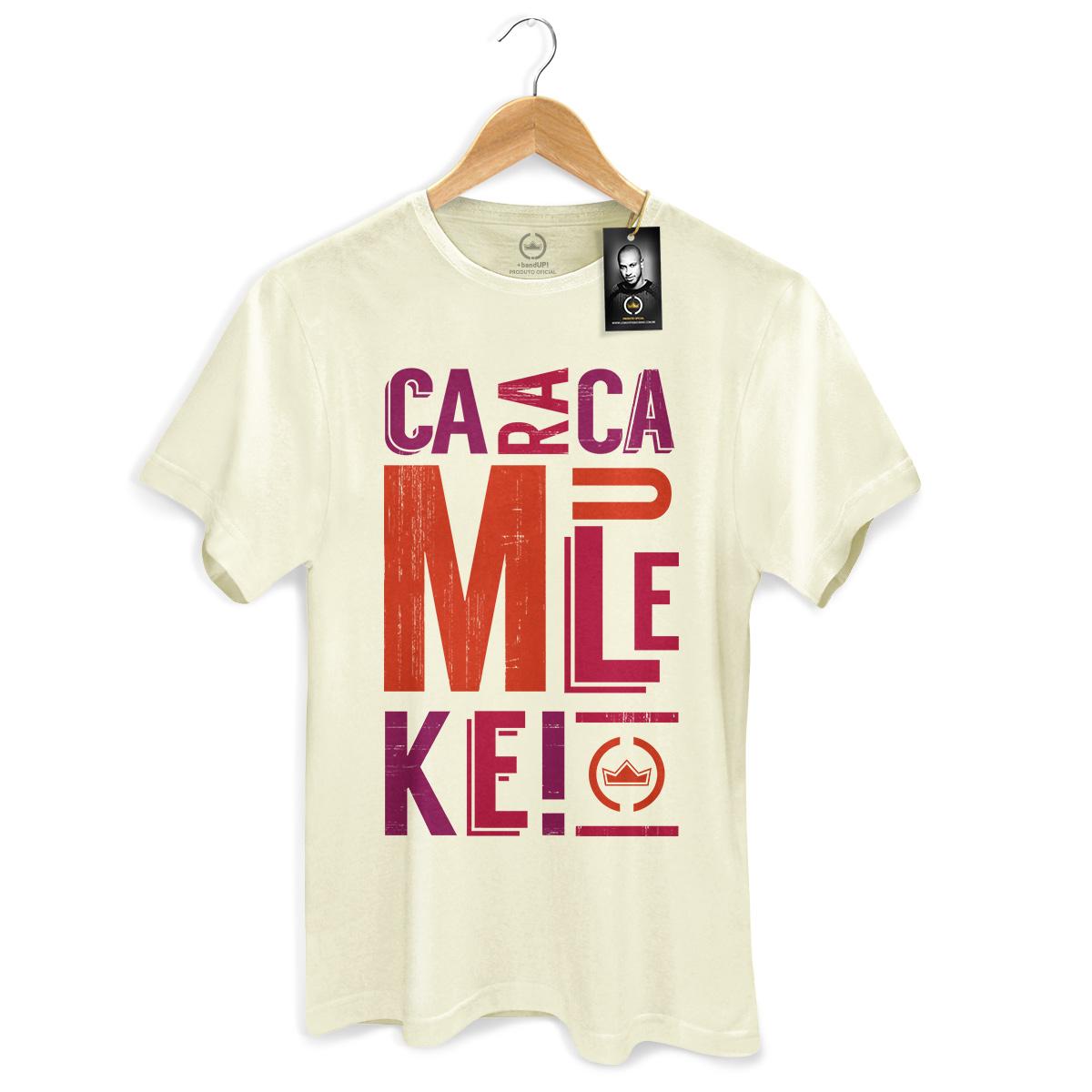 Camiseta Unissex Thiaguinho Modelo Caraca Muleke 2