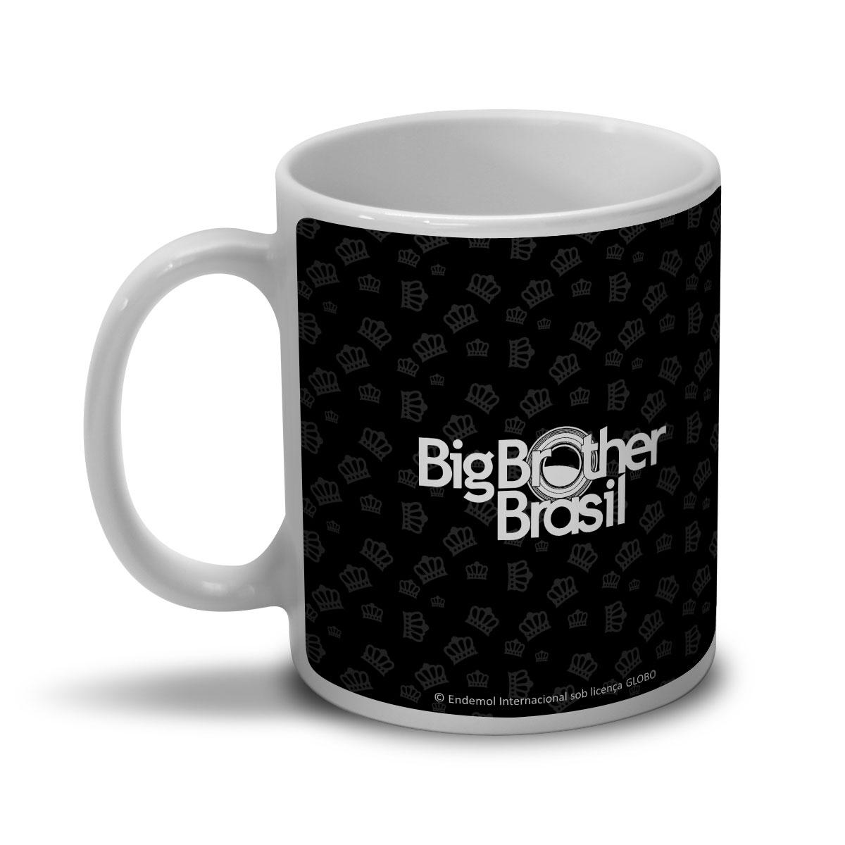 Caneca Big Brother Brasil 15 Líder da Casa