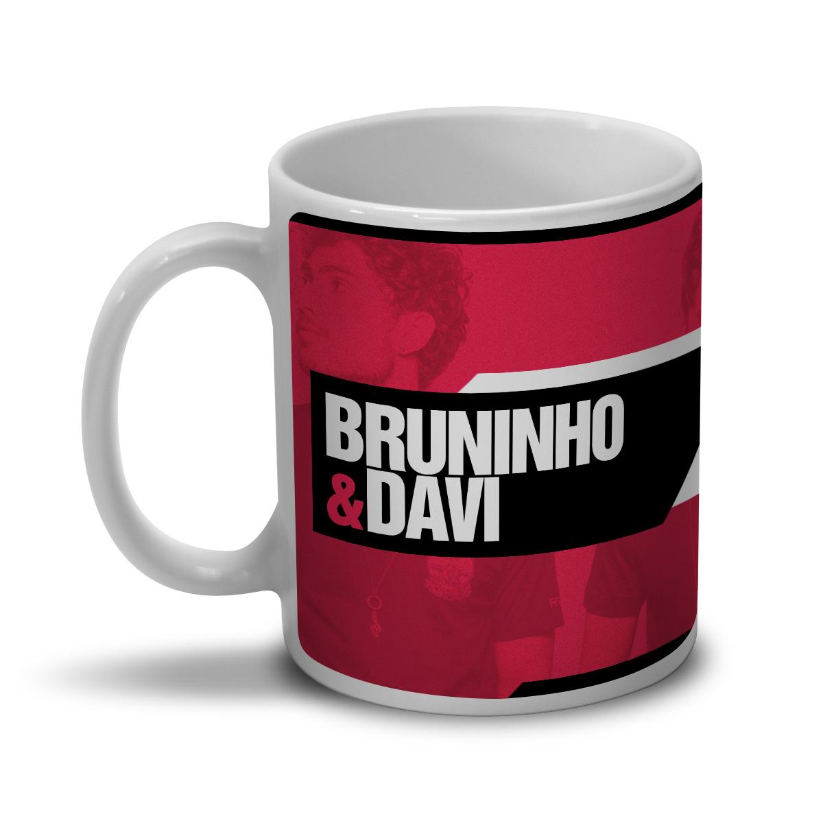 Caneca Bruninho & Davi Foto