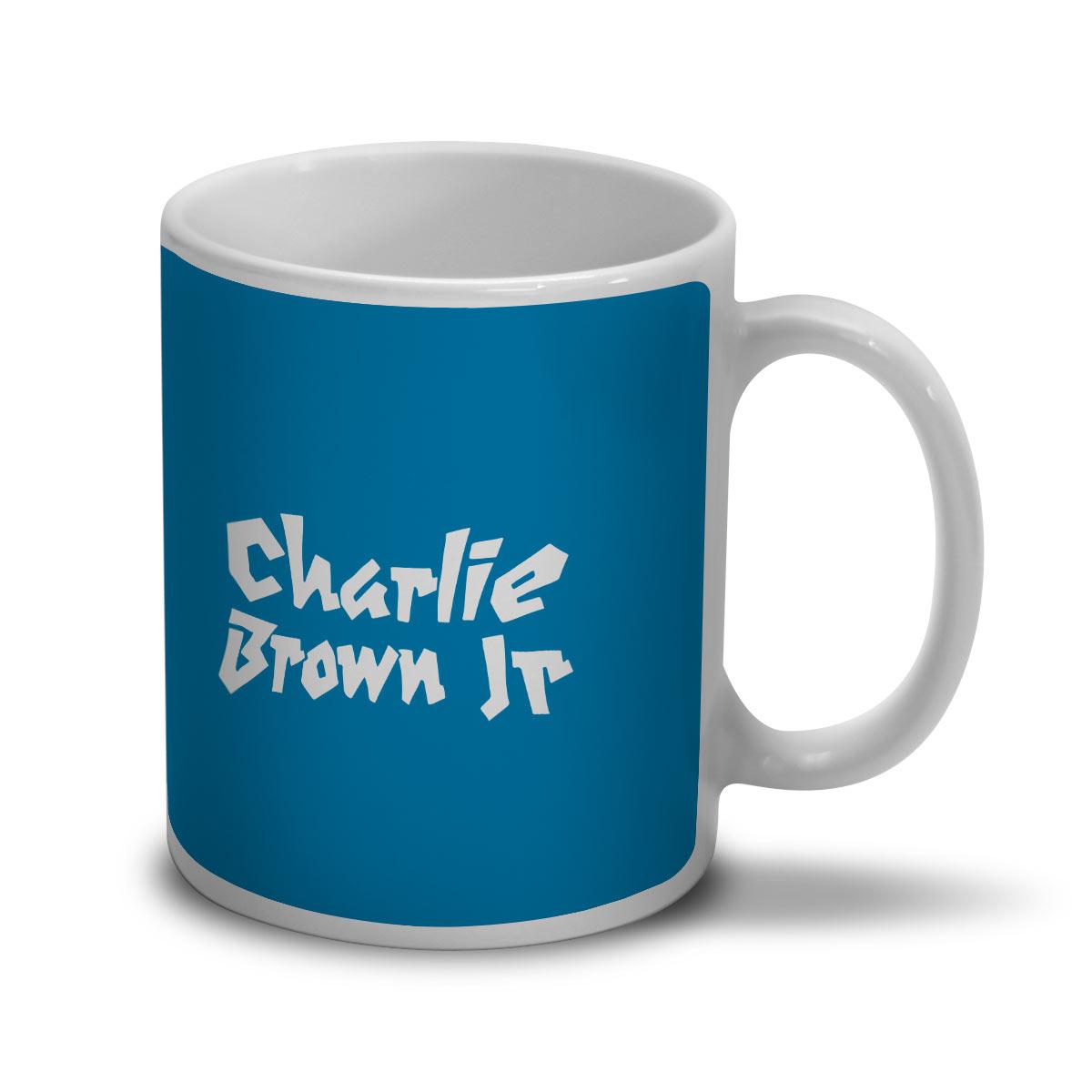 Caneca Charlie Brown Jr. Bocas Ordinárias