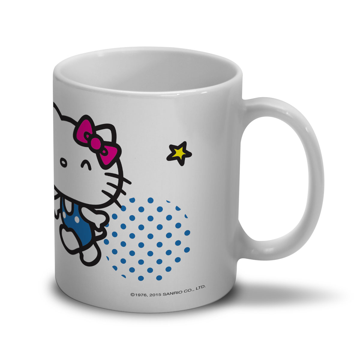 Caneca Hello Kitty Comic Con Experience