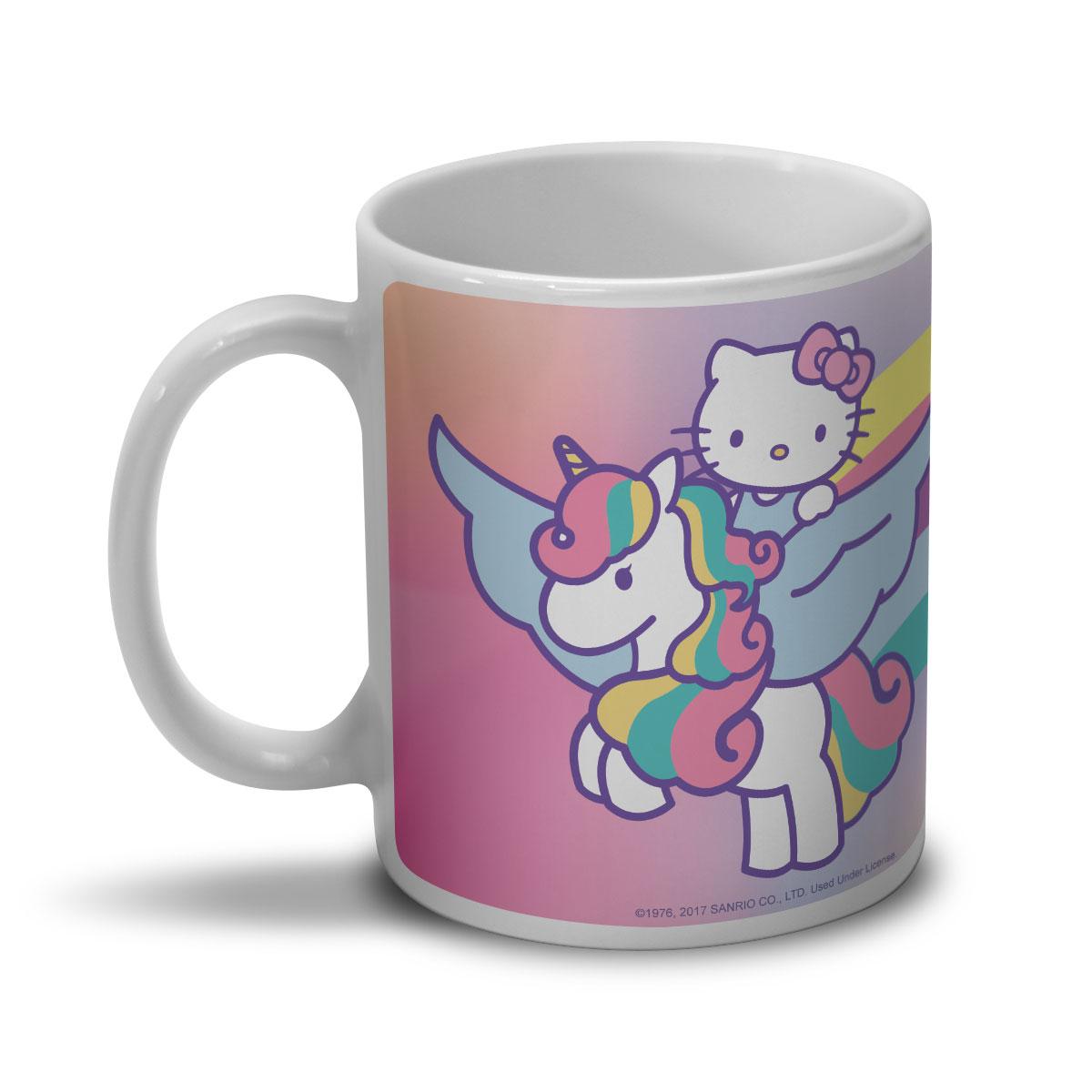 Caneca Hello Kitty I Find Happiness