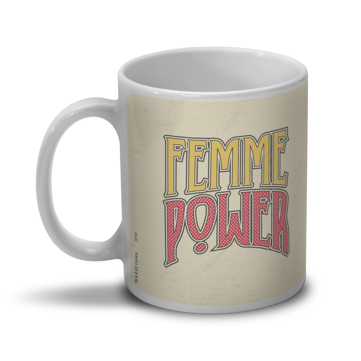 Caneca Power Girls Femme Power