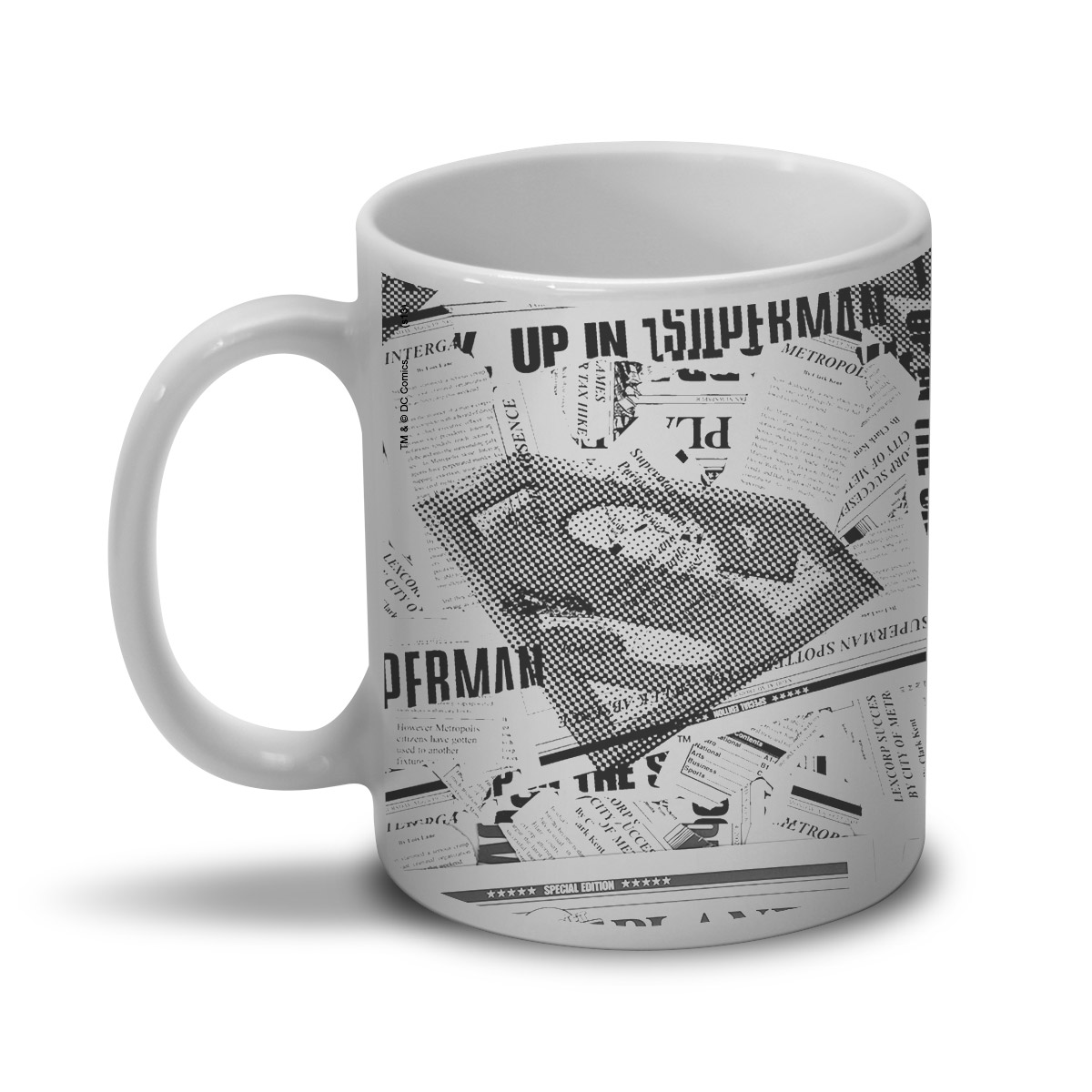 Caneca Superman Planeta Diário