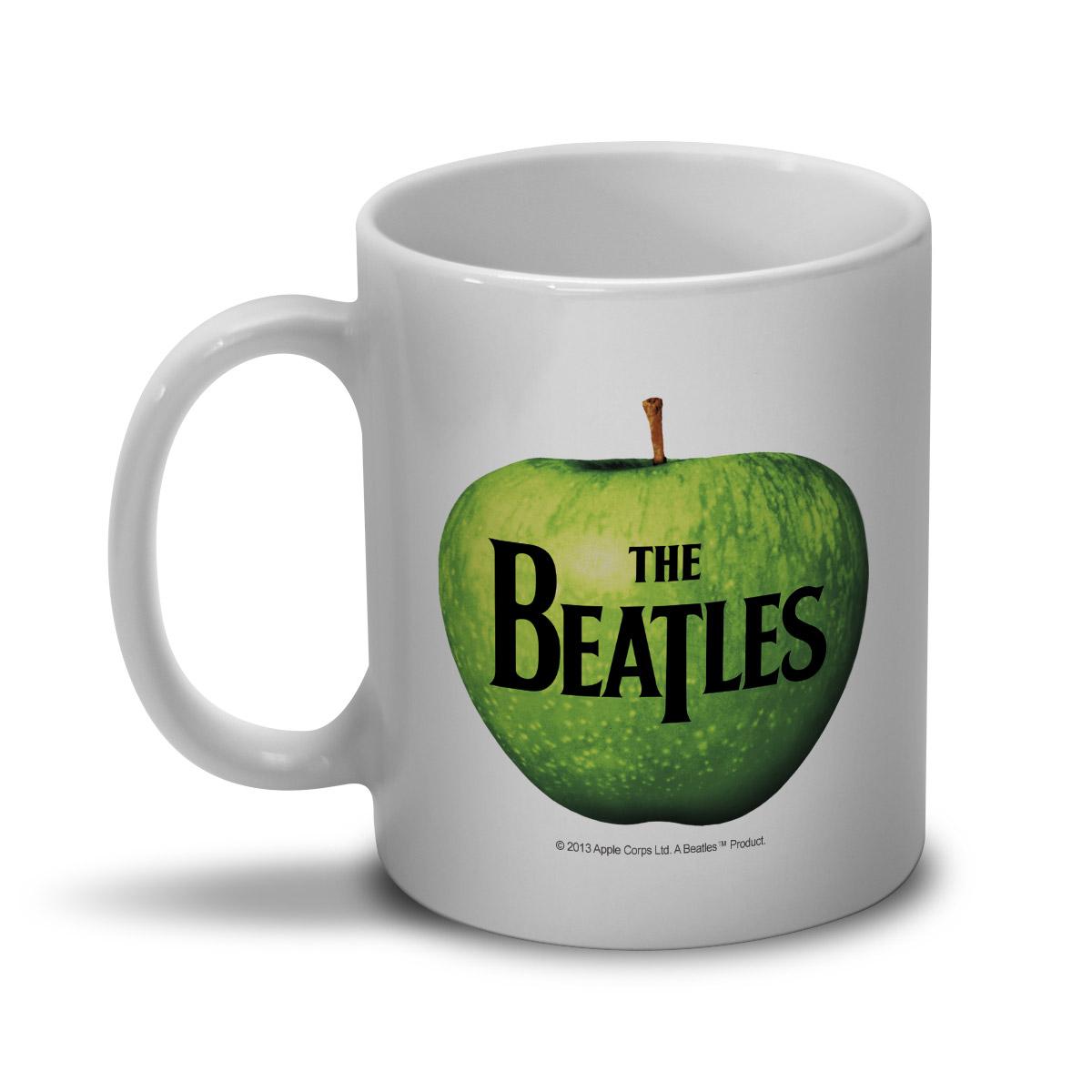 Caneca The Beatles Apple 2