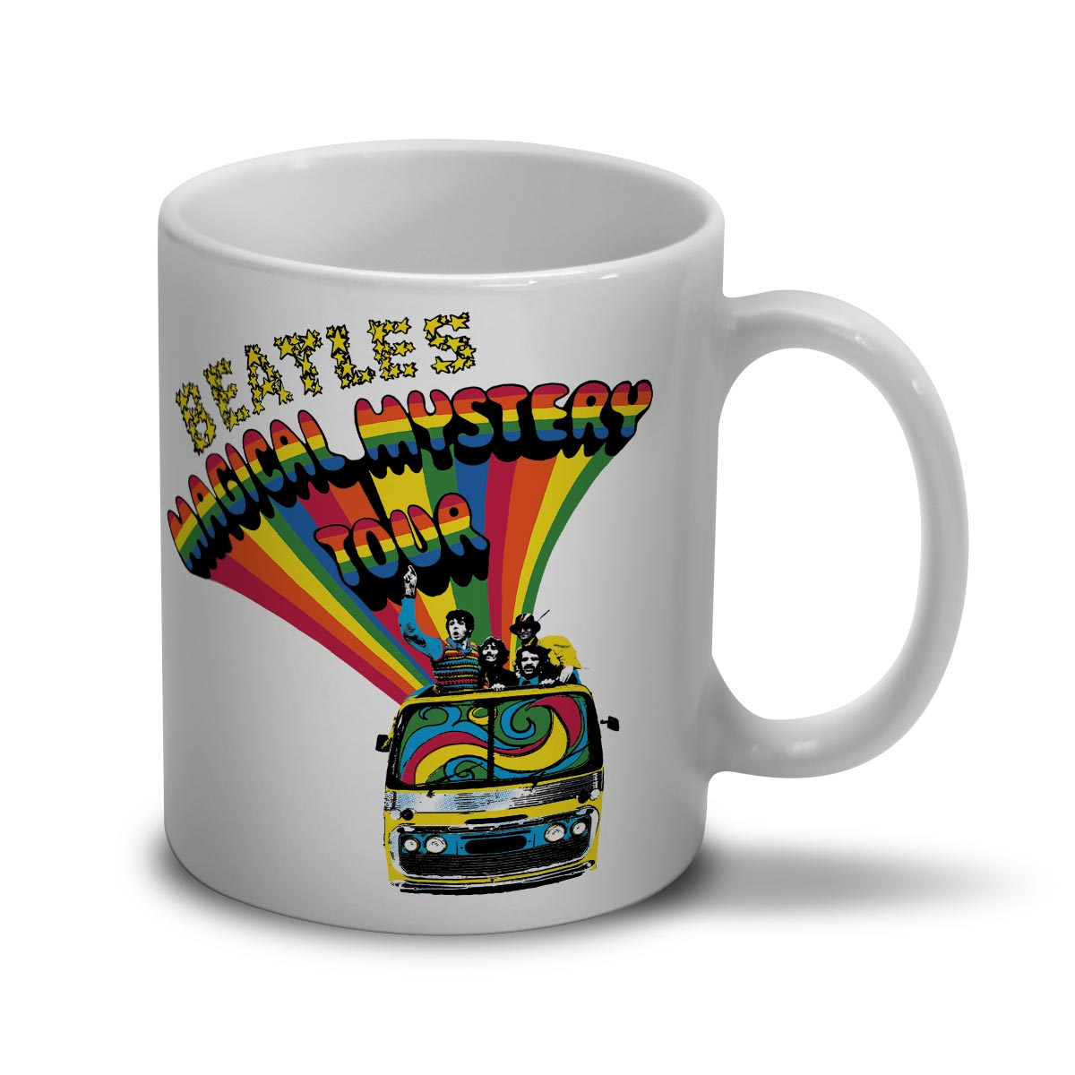 Caneca The Beatles Magical Mistery Tour