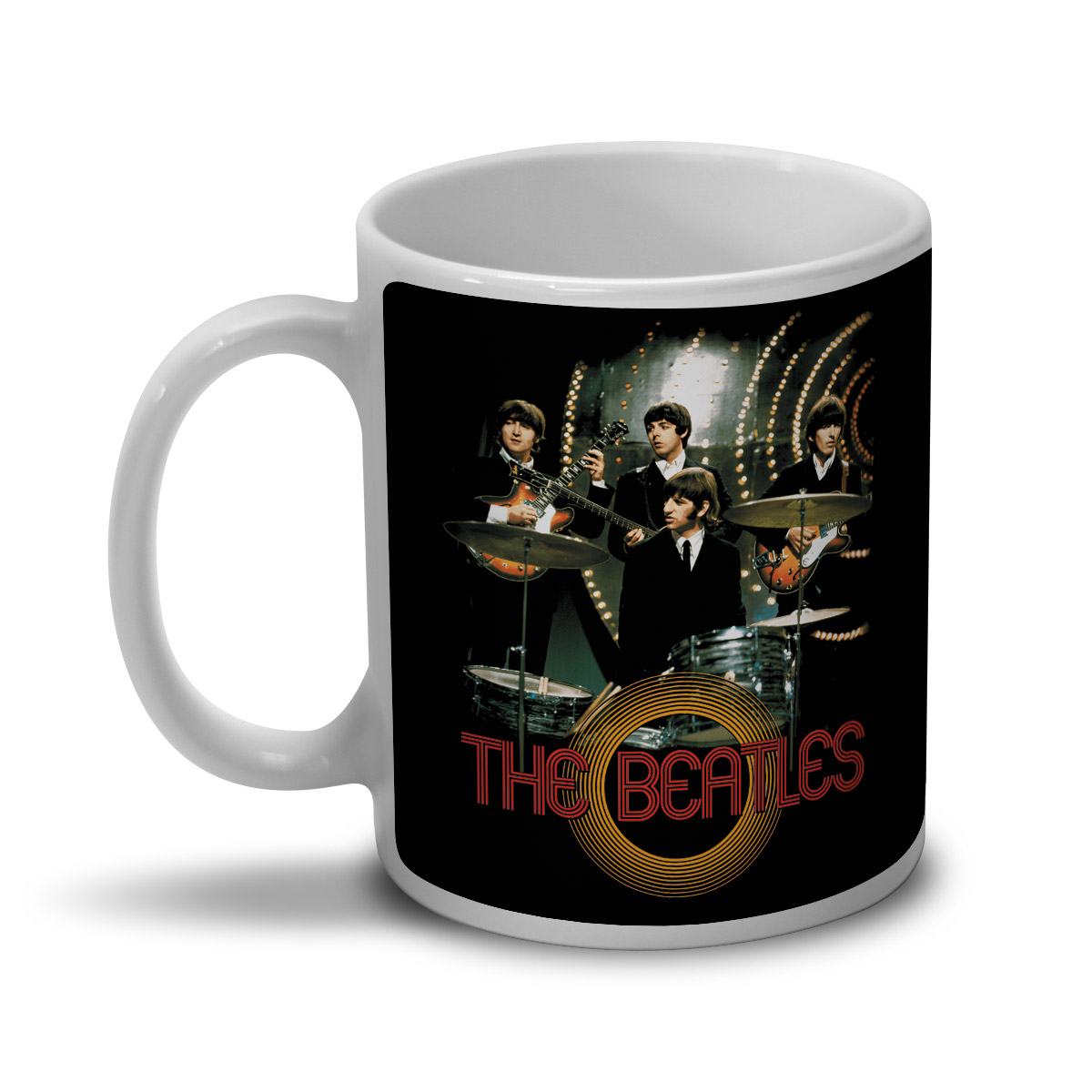 Caneca The Beatles Picture Basic