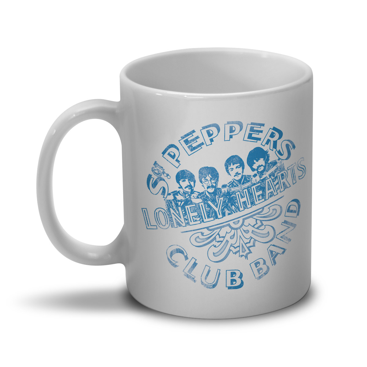 Caneca The Beatles Sgt. Peppers