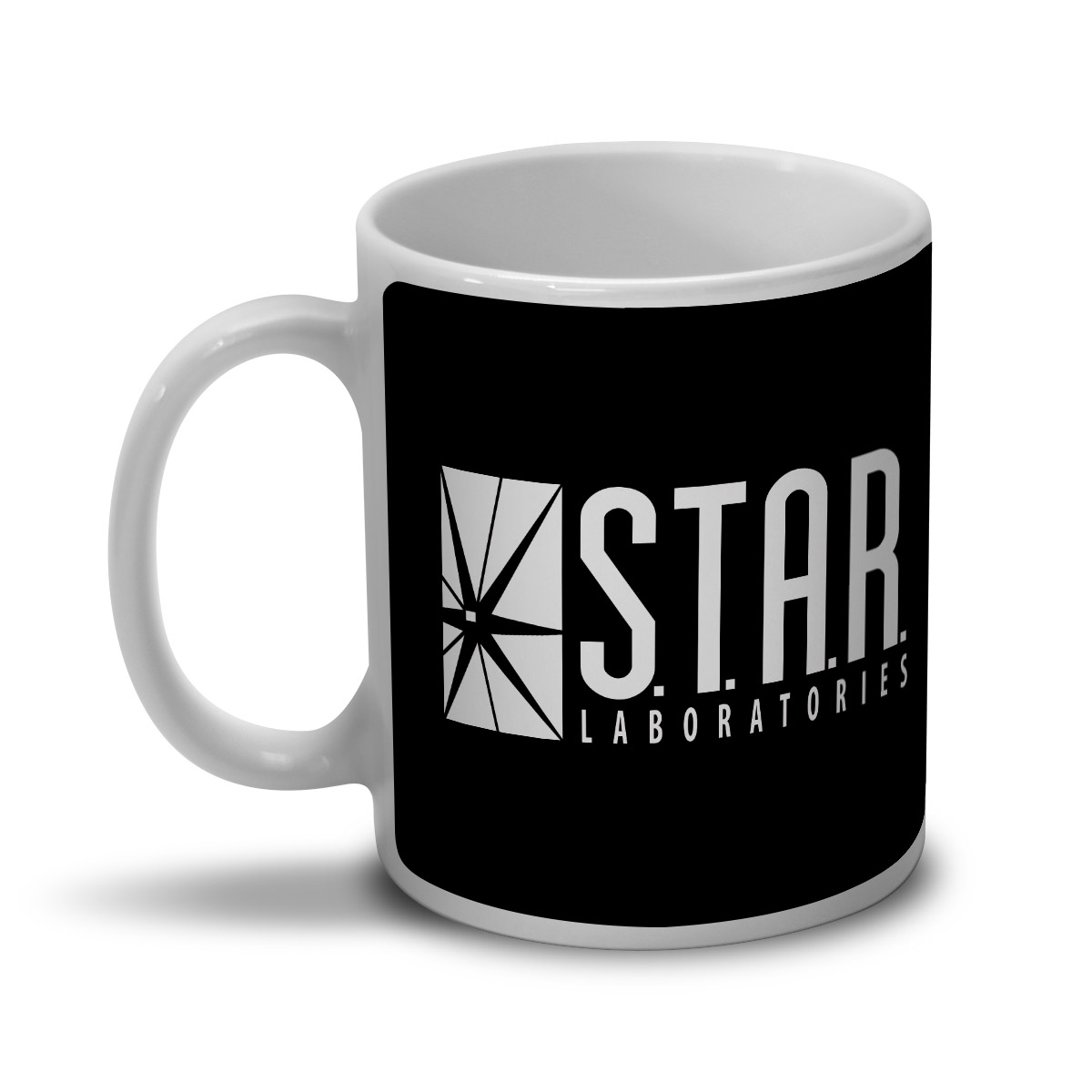 Caneca The Flash Serie STAR Laboratories