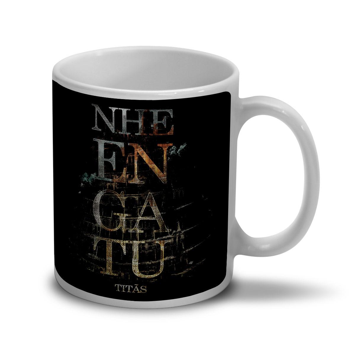Caneca Titãs Nheengatu