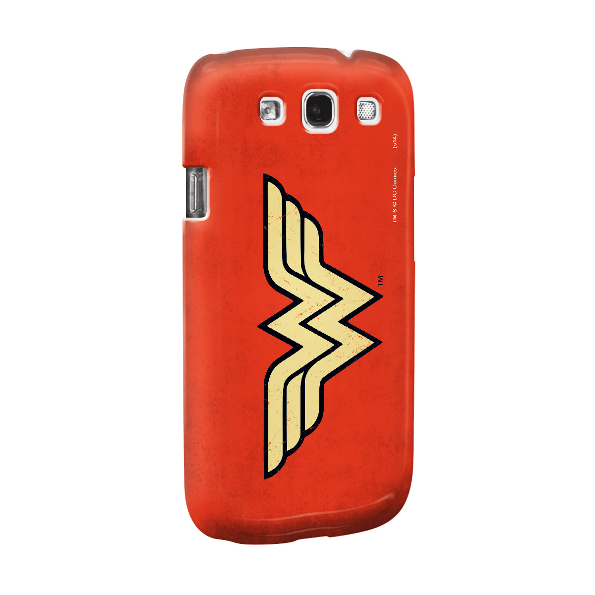 Capa de Celular Samsung Galaxy S3 Power Girls Wonder Woman