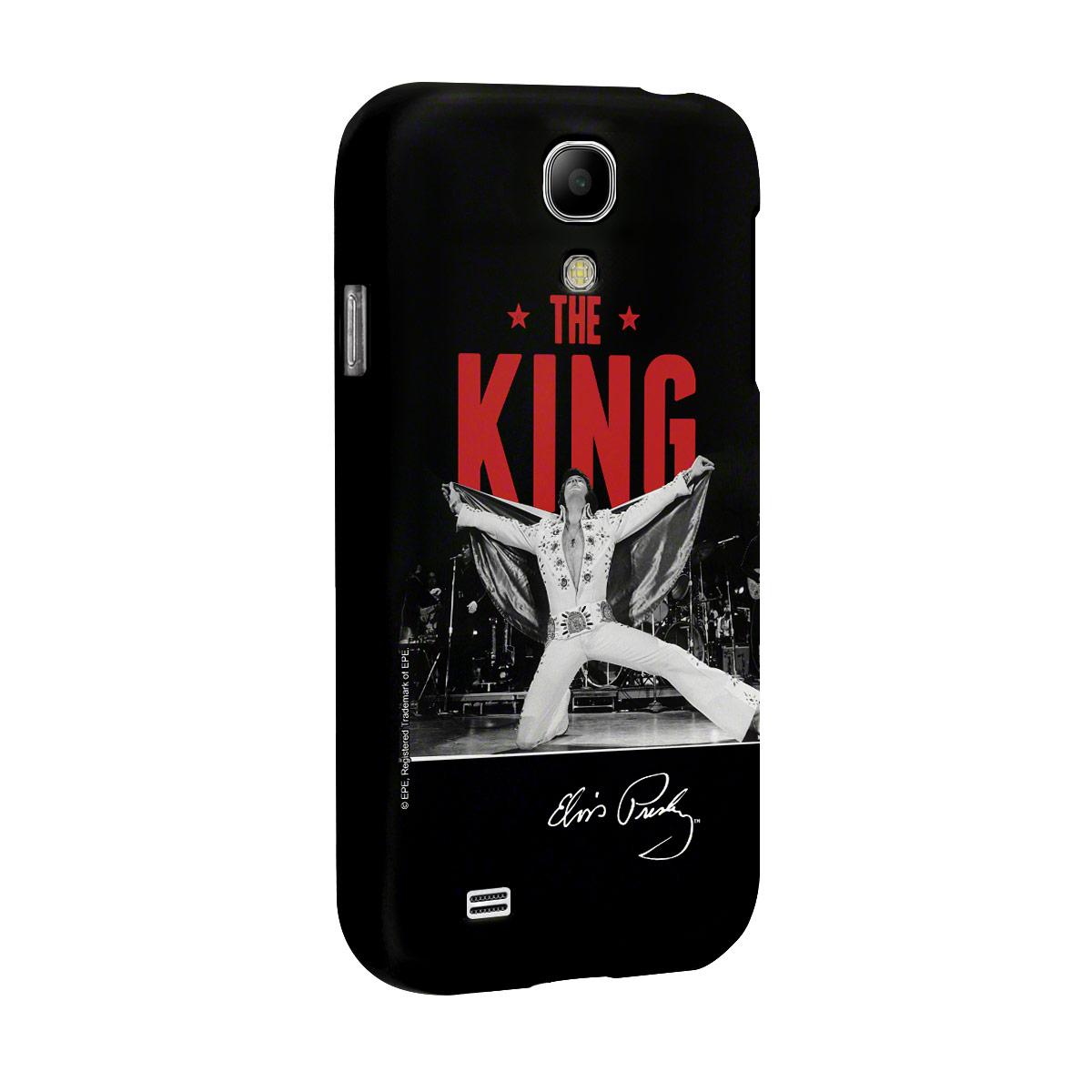 Capa de Celular Samsung Galaxy S4 Elvis The King