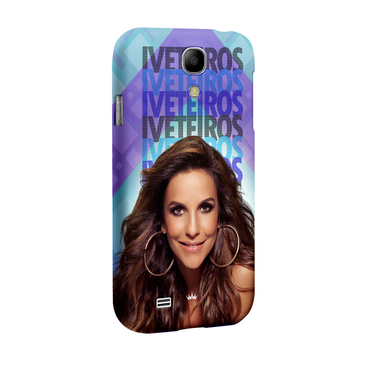 Capa para Samsung Galaxy S4 Ivete Sangalo Iveteiros