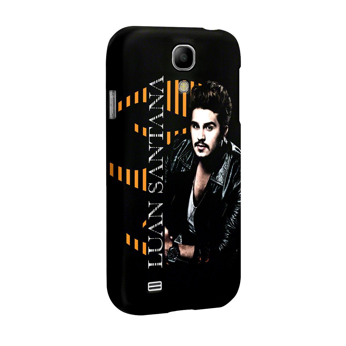 Capa de Celular Samsung Galaxy S4 Luan Santana Type