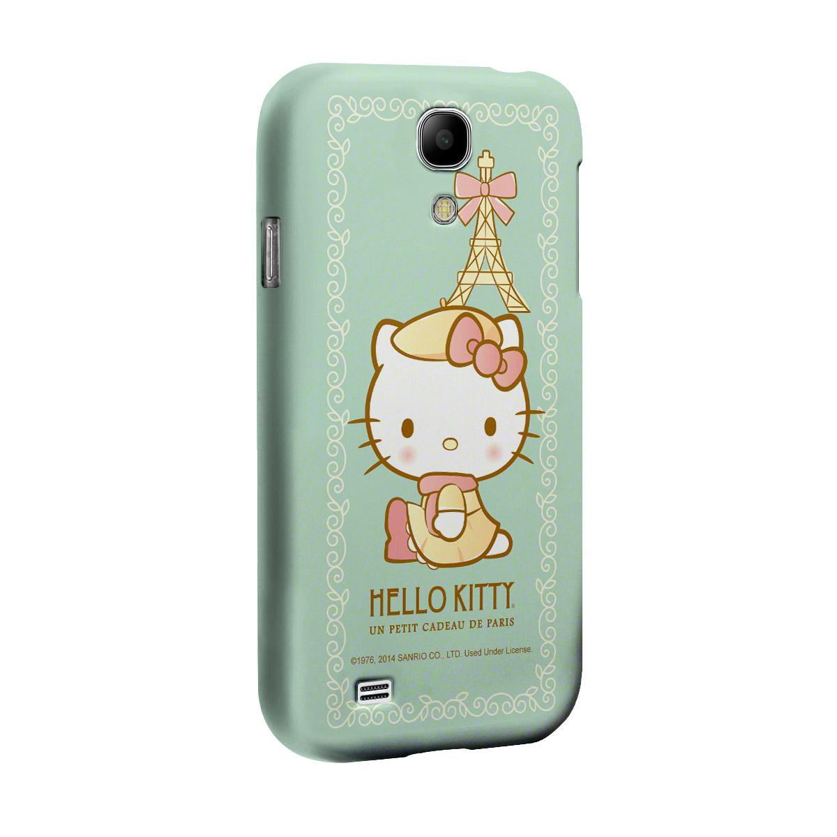 Capa de Celular Samsung S4 Hello Kitty Un Petit Cadeau