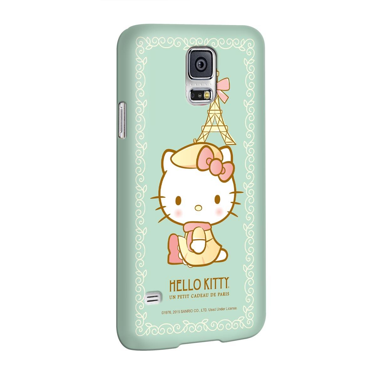 Capa para Samsung Galaxy S5 Hello Kitty Un Petit Cadeau