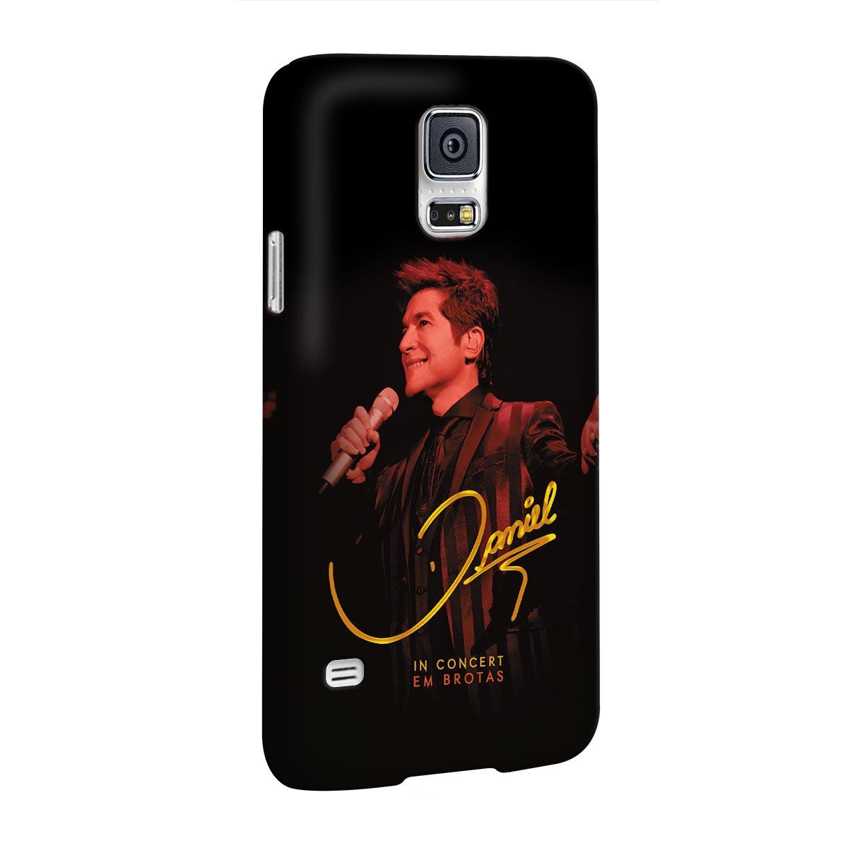 Capa de Galaxy S5 Daniel In Concert
