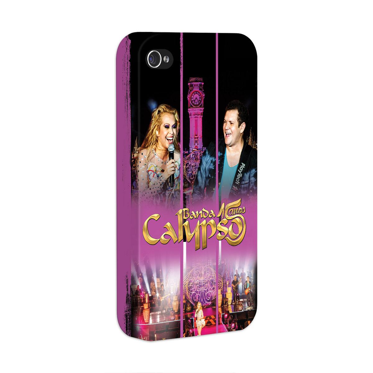 Capa de iPhone 4/4S Calypso 15 Anos