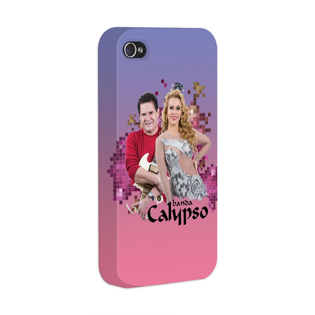 Capa de iPhone 4/4S Calypso Estrela do Meu Show