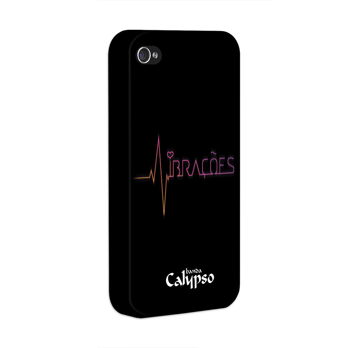 Capa de iPhone 4/4S Calypso Vibrações