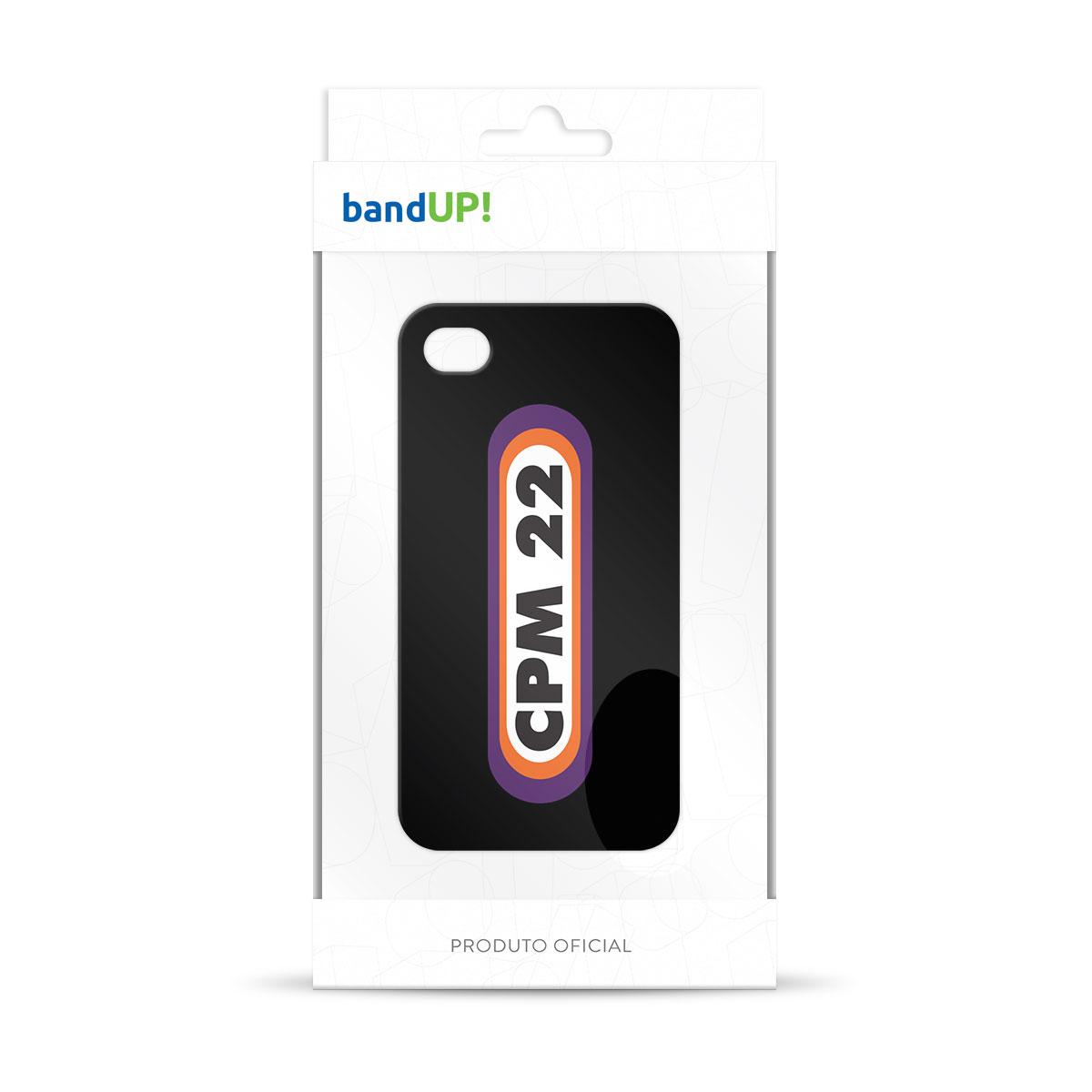 Capa de iPhone 4/4S CPM 22 Logo