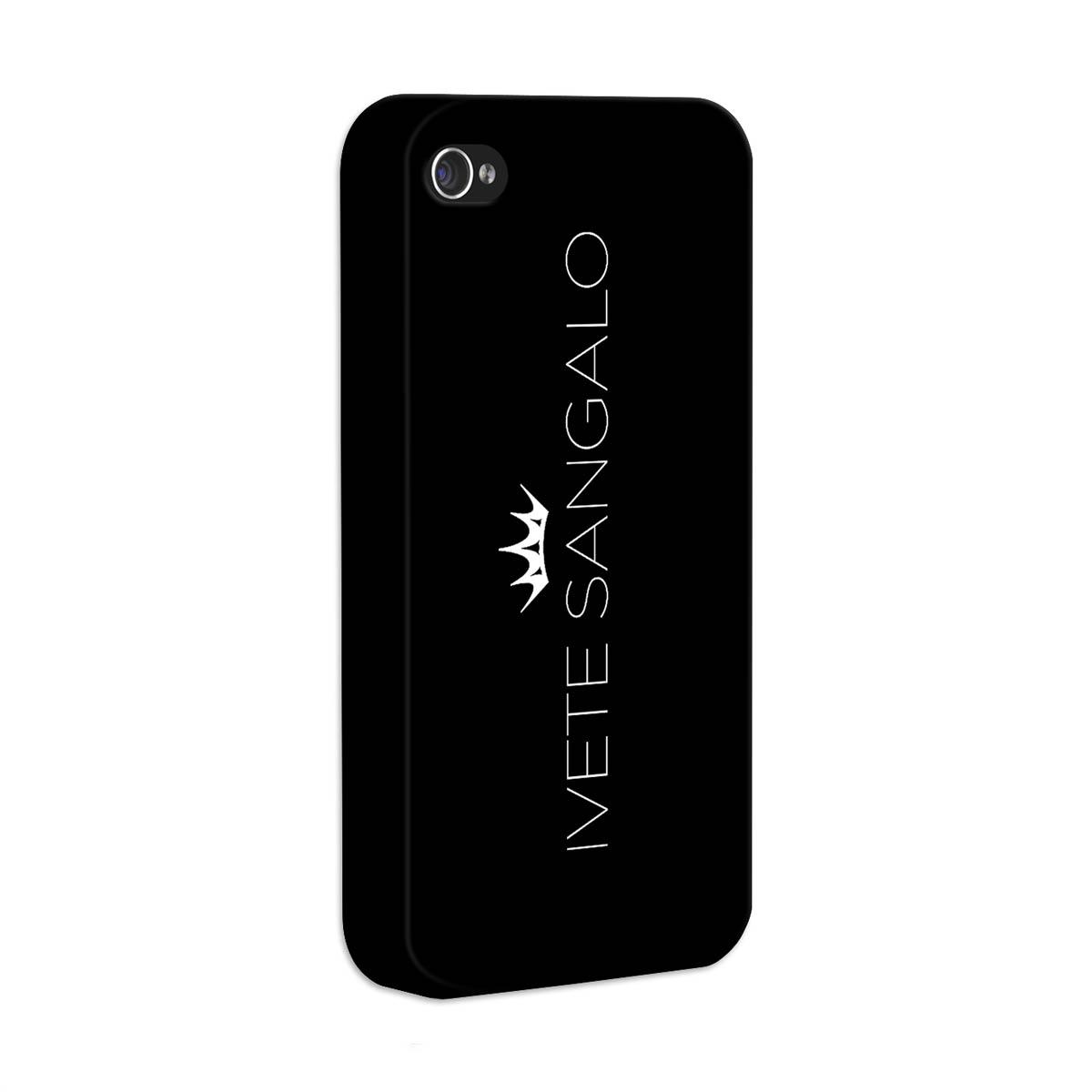 Capa de iPhone 4/4S Ivete Sangalo Logo