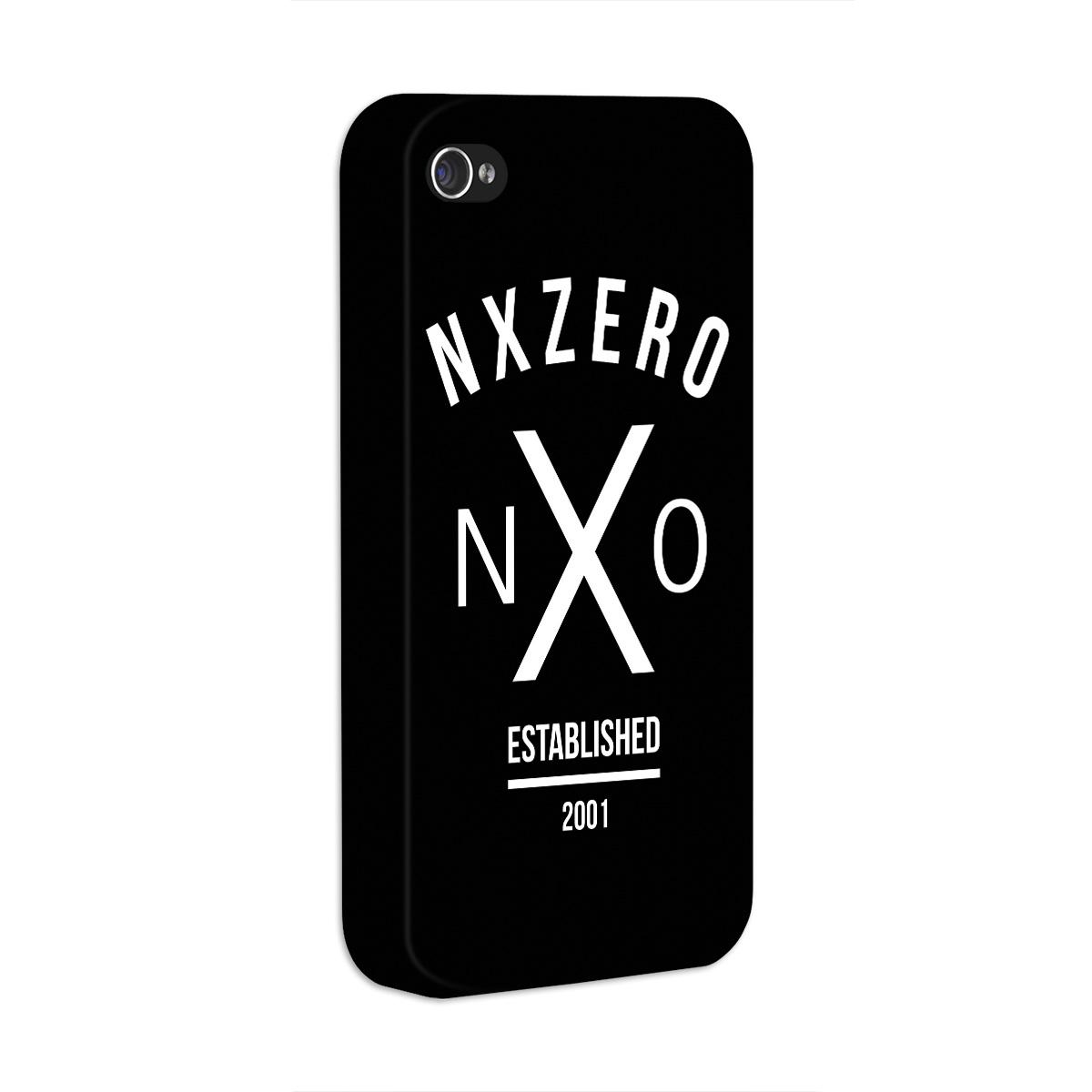 Capa de iPhone 4/4S NXZero NX0