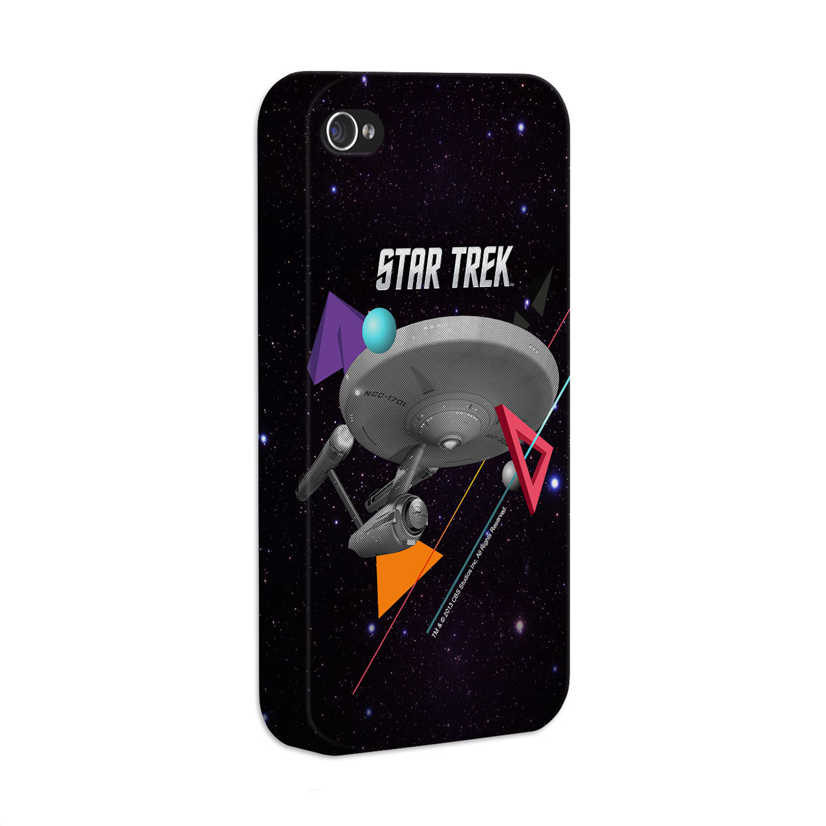 Capa de iPhone 4/4S Star Trek Enterprise