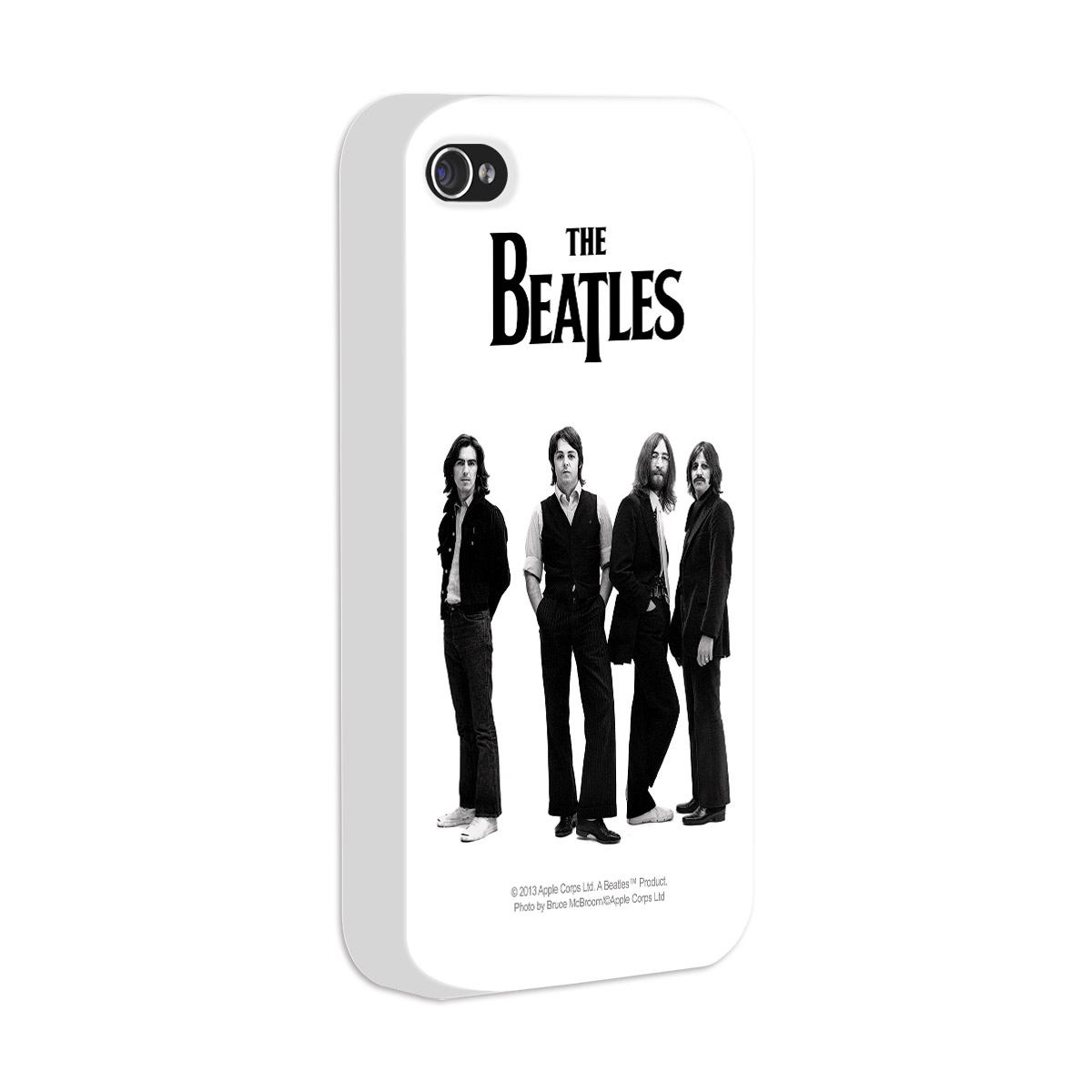Capa de iPhone 4/4S The Beatles Anos 70