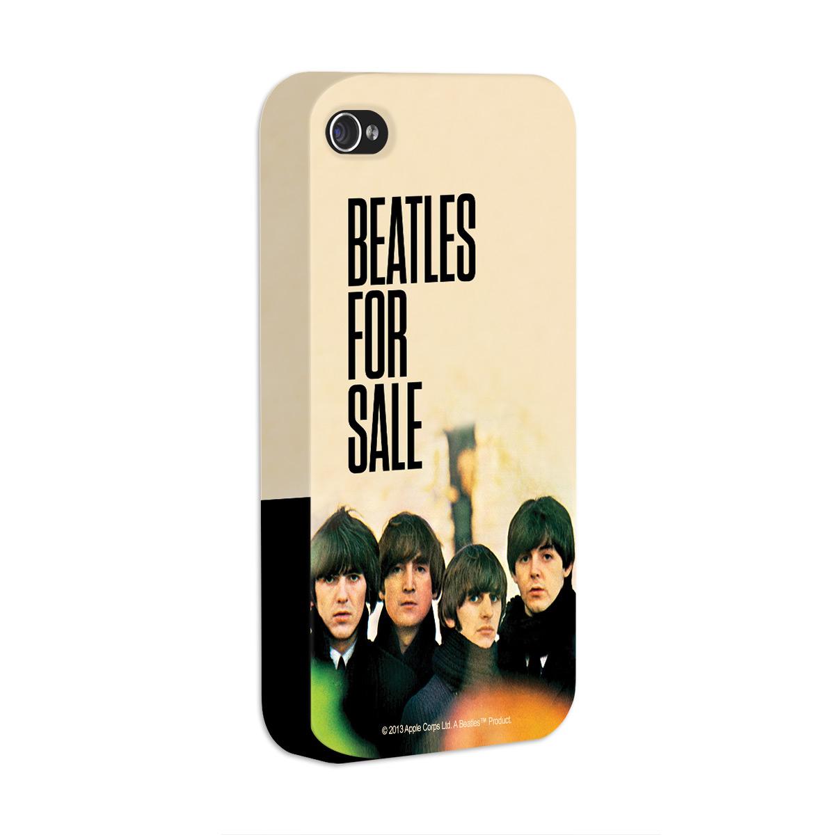 Capa de iPhone 4/4S The Beatles For Sale