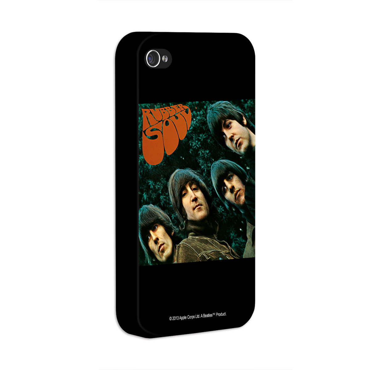 Capa de iPhone 4/4S The Beatles Rubber Soul